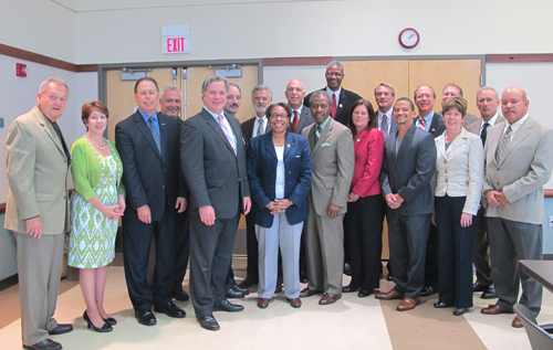 Mayors and Managers Meeting - July 2, 2013